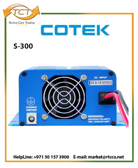 Cotek S-300 inverter