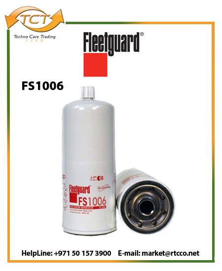 FS1006-Fleetguard-Fuel-Separator