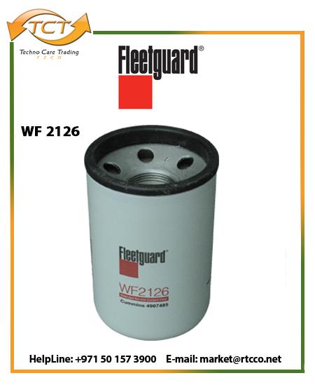WF2126-fleetguard-water-filter